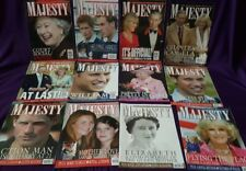Majesty Magazine Volume 26, All original issues from 2005, British Royal Family