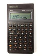 Hp-42S Programmable Scientific Calculator