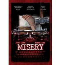 MISERY (Widescreen and Full Screen DVD versions) BRAND NEW!!! (FREE SHIPPING!!!)