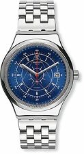 Swatch Men's YIS401G 'Sistem Boreal' Automatic Stainless Steel Watch