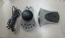 3Dconnexion Spaceball 5000 USB Trackball Wired Mouse