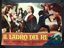 FOTOBUSTA CINEMA - IL LADRO DEL RE - ANN BLYTH - 1955 - AVVENTURA - 04