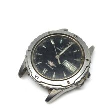 Citizen 8200 automatic watch with transparent back case for repairs        -1549