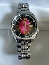 ORIENT automatic SK.Crystal 21 Jewels.Made in Japan.SEA LION.