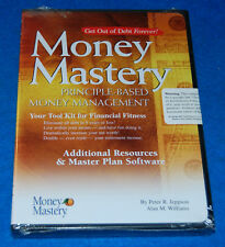 Money Mastery Pc Cd By Peter Jeppson & Alan Williams, New & Factory Sealed