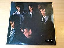 The Rolling Stones/No. 2/1965 Decca Mono LP/Unboxed Logo