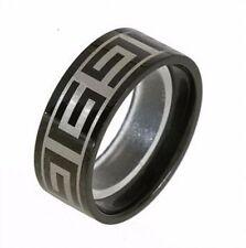 Markenlose Modeschmuck-Ringe ohne Stein (15,9 mm) Ø 50