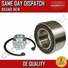PEUGEOT 207 / 208 / 301 / 1007 / 2008 FRONT WHEEL BEARING 2005-ONWARDS WITH ABS