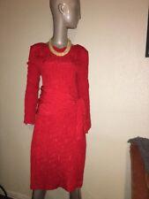 SPLENDIDE ROBE LANVIN EN SOIE TAILLE 42/LANVIN SILK DRESS