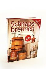 Buch: Schnapsbrennen ❀ Mit Anhang Kornbrand ❀ Peter Jäger ❀ Getreide & Obst
