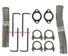 1994 - 2004 Ford Mustang 4.6 5.0 GT Cobra Flow Tube Exhaust Kit
