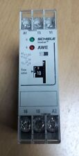 SCHIELE AWE OFF SINGLE PULSE TIMER 0.1-10 SEC  2.550.148.11