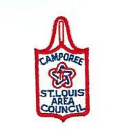 1976 St. Louis Area Council Camporee Patch