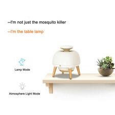 USB Mosquito Killer Lamp LED Smart Light Control Insect Killing UV Light