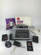 Magnavox Odyssey 2 Launch Edition Gray Console WITH BOX . Working