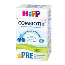 600 g Hipp COMBIOTIK début lait Pre de naissance bien au zufüttern Nature