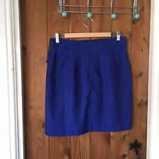 Coast Silk Blend Skirt Size 12