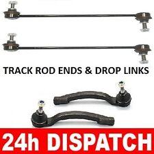 Renault Megane II mk2 LEFT & RIGHT Tie / Track Rod Ends & Drop Links 2002-2008