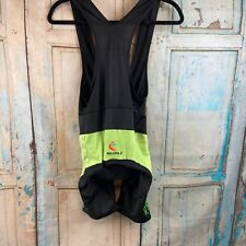 Ladies Malciklo Cycling Shorts Bib Size Xs
