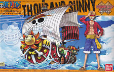 Grand Ship Collection One Piece Thousand Sunny Plastic Model Bandai