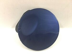 """VAUXHALL  ASTRA """"H""""  5 DOORS REAR BUMPER TOWING HOOK EYE COVER BLUE (R187)"""