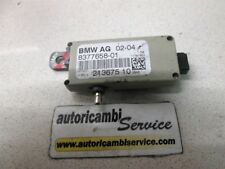 8377658-01 AMPLIFICATORE ANTENNA BMW SERIE X5 E53 3.0 D AUT 160KW (2004) RICAMBI