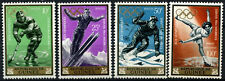 Guinea 1964 SG#435-438 Winter Olympics MNH Set #D58800