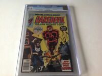 DAREDEVIL 141 CGC 9.6 WHITE PAGES BULLSEYE HIGH GRADE COPY MARVEL COMICS 1977