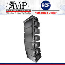 """RCF HDL 20-A ACTIVE LINE ARRAY 1400W / Two Powerful 10"""" For A Solid Bass ( SIX )"""