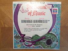 BRAVO LP RECORD/ SOUND OF MUSIC// JOHN SENATI/ BILL JACOB/ SHRINK/ VG+ VINYL