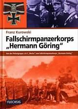 """Kurowski: Fallschirmpanzerkorps """"Hermann Göring"""" NEU (Ostfront Monte-Cassino)"""