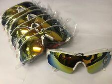 Unisex/Mens Sports OutdoorSunglasses Cycling/Ski-ing/Riding/Fishing WHITE