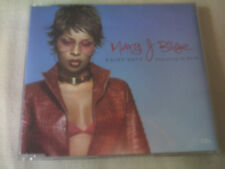 MARY J. BLIGE / JA RULE - RAINY DAYZ - R&B CD SINGLE