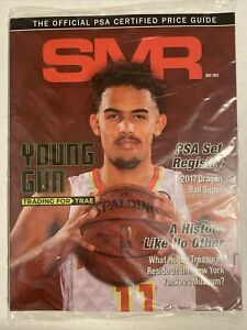 PSA Sealed SMR OFFICIAL CERTIFIED PRICE GUIDE JULY 2021 TRAE YOUNG ATLANTA HAWKS
