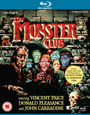 The Monster Club Blu-ray (2014) Vincent Price ***NEW***