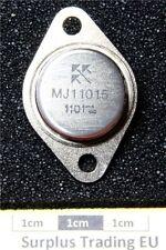 MJ11015 Darlington Transistor, PNP, 30A 120V HFE:200