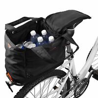 Ibera Bicycle Insulated Cooler Trunk Commuter Bag Bike Rear Carrier NEW IB-BA15