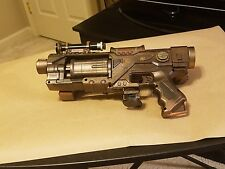 STEAM PUNK REPAINTED NERF N-Strike Elite SPECTRE REV-5 Blaster