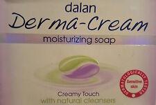 Dalan Derma - Cream Moisturizing Soap CREAMY TOUCH 4 x 100g