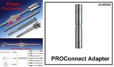 Projahn PROConnect Adapter mit 2x SDS-max für Fräskrone, Bohrer, Bohrkrone 85500