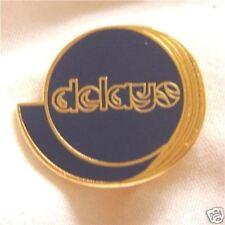 Delays 'logo' enamel badge.Mod,Indie,Oasis,Noel Gallagher.