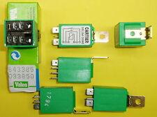 VALEO 24V Relay G. CARTIER Ref. 643385 033850 10 amp.