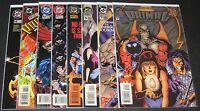 Primal Force 0, 1, 5, 10-14 (1994-1995, DC) 1st Print (8) comic lot