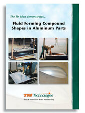 Fluid Forming Compound Shapes in Aluminum Parts (DVD) metalworking