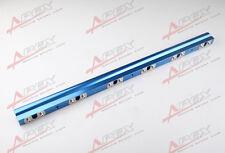 FOR BMW M20, M50, S50 Euro Cars Only High Flow CNC Billet Aluminum Fuel Rail C