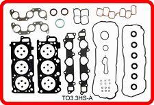 *HEAD GASKET SET* Toyota Highlander Hybrid 3.3L DOHC V6 3MZFXE  2006-2008