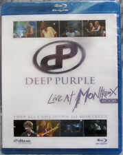Deep Purple - LIVE AT MONTREUX 2006 Blu-ray DVD - Brand New