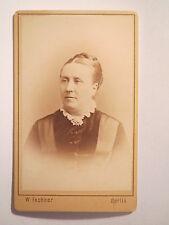 Berlin-Mr Mrs Anna nitze Born grosesuff? - 1840-1905 - Portrait/CDV