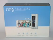 NEW RING VIDEO DOORBELL PRO HARDWIRED HD SECURITY CAMERA WIFI MOTION DETECTION