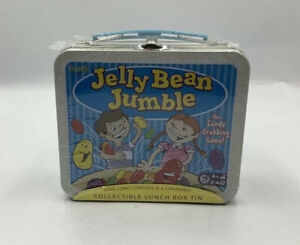 Jelly Bean Jumble Game *NEW* (Still in Plastic) Ages 4-Adult